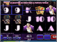 Slot Machine Marilyn Monroe