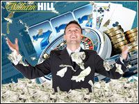 Vincita milionaria al Casino online William Hill